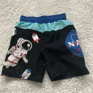 5T Space Swim Trunks